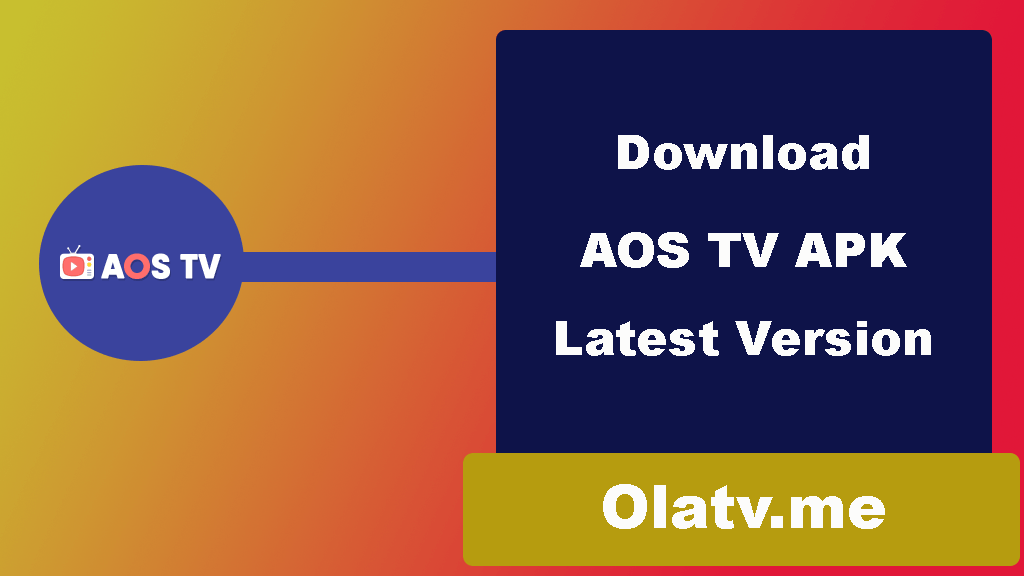 AOS TV APK 16 2 3 Download Free & Install AOS TV for Android, iOS