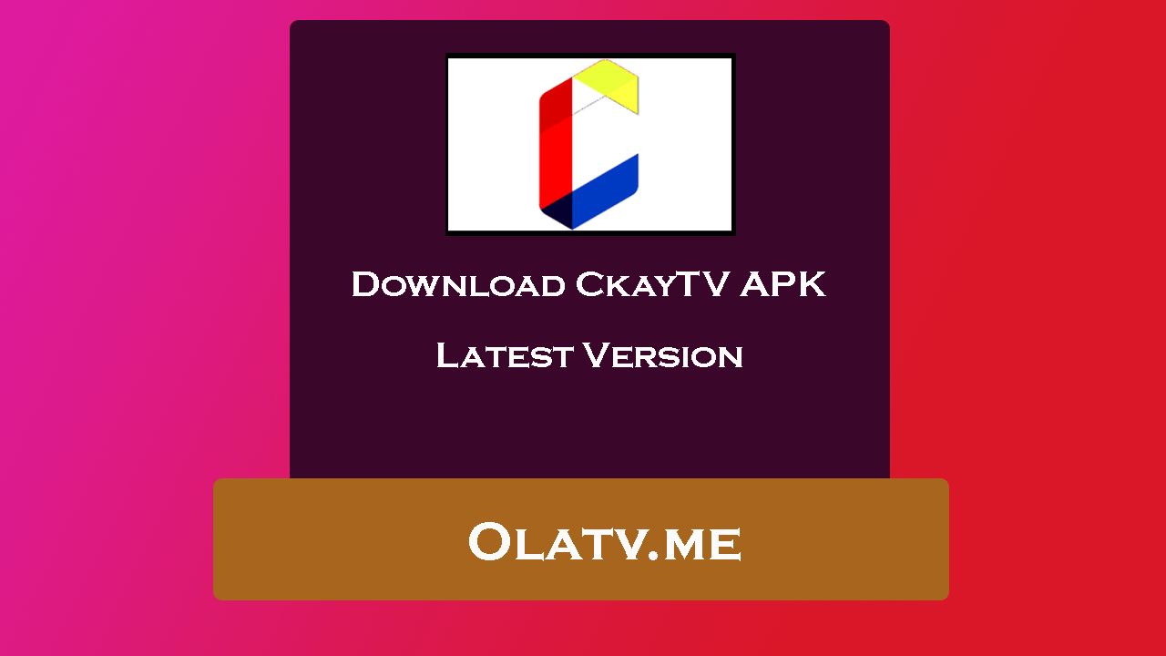 CkayTV APK 3 9 Download Free & Install CKay TV for Android