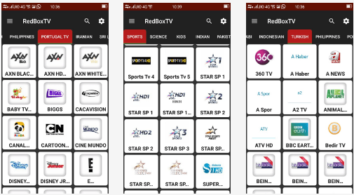RedBox TV APK 1 3 Download Free & Install RedBox TV for