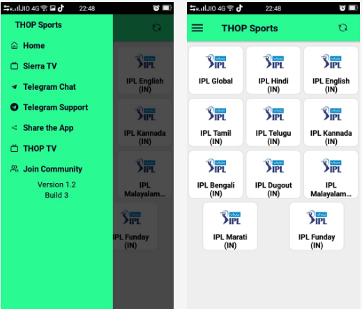 Thop Sports APK 1 5 Download Free & Install for Android