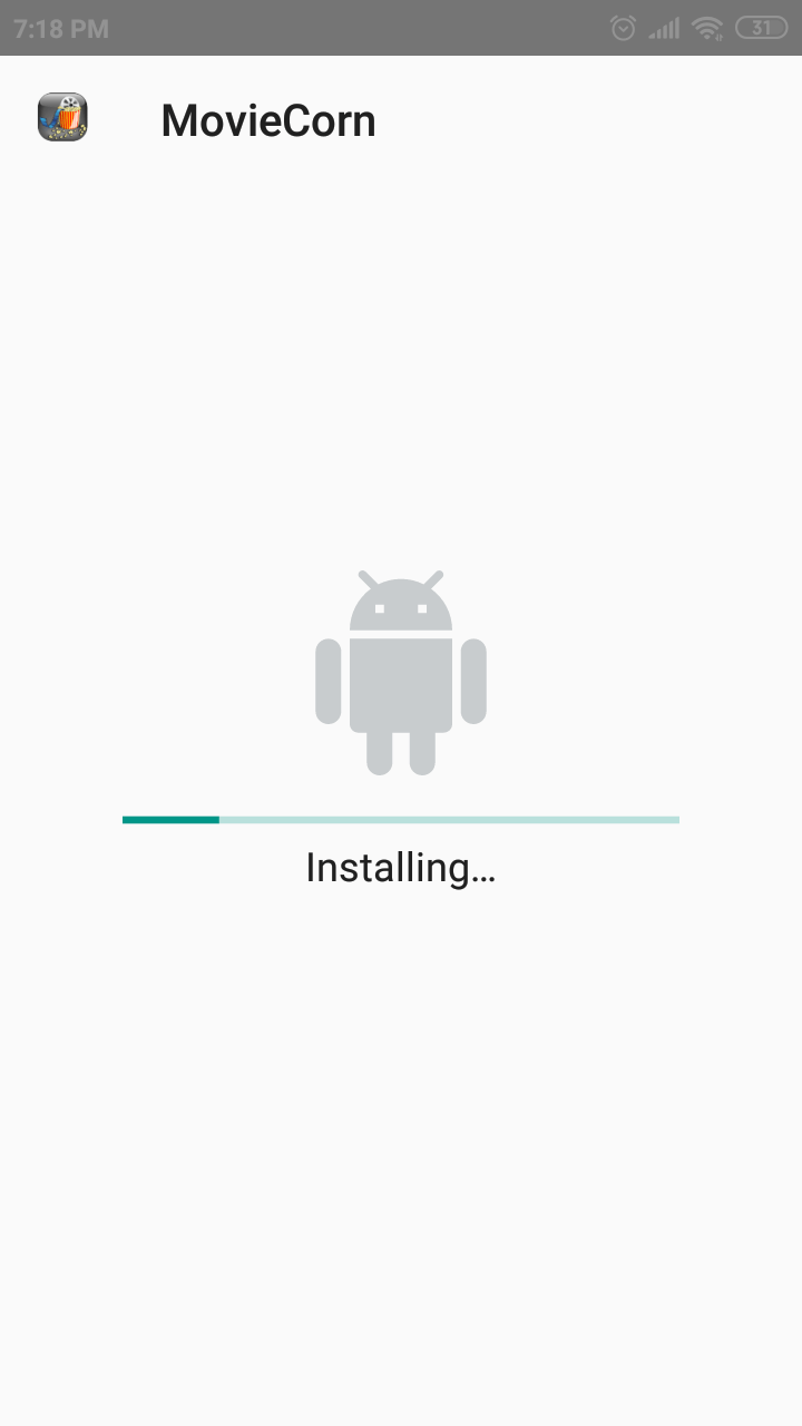 Install OnMovies on Android