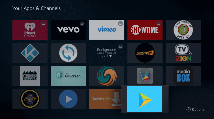 Install You TV Player on Firestick